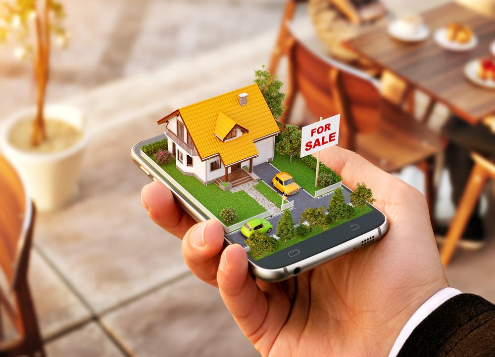 不動産投資のアプリ